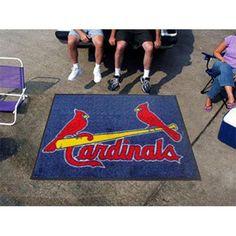 St. Louis Cardinals MLB Tailgater Floor Mat (5'x6')