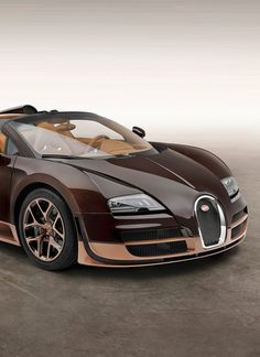 Bugatti Veyron Rembrandt. Maybe in black?