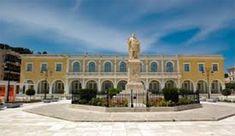 Τριήμερο Συνέδριο με τίτλο: «Η Ζάκυνθος, στο σταυροδρόμι των καιρών» Louvre, Building, Travel, Viajes, Buildings, Trips, Construction, Tourism, Architectural Engineering
