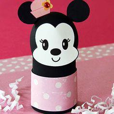 Minnie Mouse paasei