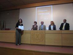 Alba García, alumna de la IV Promoción de Expertos en Periodismo Gastronómico y Nutricional de la Fac. de CC de la Información de la Universidad Complutense de Madrid (UCM). 14.06.2013 Imagen Nuria Blanco, @nuriblan