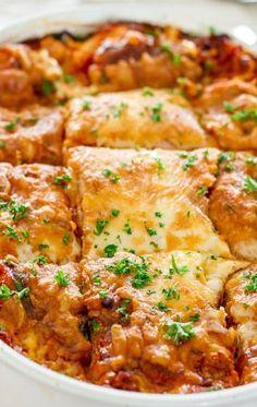recipe: spicy beef lasagna recipe [32]