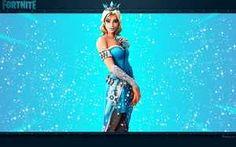 89530083ab1 Image du personnage Blanche (Glimmer) du jeu vidéo Fortnite.