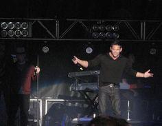 98 Degrees Reunion - Mixtape Festival 2012 - Jeff Timmons