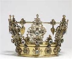 Swedish Wedding Crown