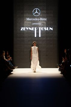 Zeynep Tosun - Mercedes Benz Fashion Week Istanbul - October 2014 #mbfwi