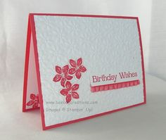 Petite Petals Birthday Wishes