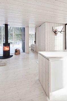 Four-cornered Villa, Avanto Architects, Finland, 78 sq m