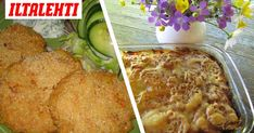 Tonnikala sopii moneen erityyppiseen reseptiin. Lasagna, Macaroni And Cheese, Food And Drink, Meat, Chicken, Ethnic Recipes, Mac And Cheese, Lasagne, Cubs