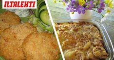 Tonnikala sopii moneen erityyppiseen reseptiin. Macaroni And Cheese, Food And Drink, Meat, Chicken, Ethnic Recipes, Kitchen, Lasagna, Mac Cheese, Beef
