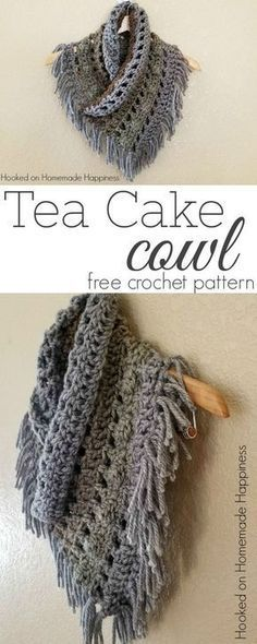 Free Easy Double Crochet Cowl Pattern Blogger Crochet Patterns We