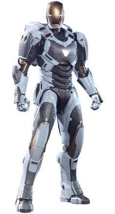 Iron Man Mark XXXIX Starboost Sixth-Scale Figure