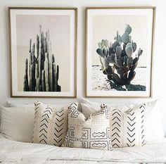 Wilder California cactus prints