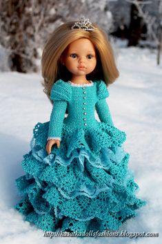 """Привет-привет!!! Наконец-то я разобрала фото наряда """"Снегурочка"""" и хочу с вами поделиться :) Дальше много фото :)"""