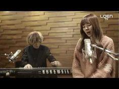 """""""추워지니"""" (Cold Day), sung by 주비 (Jubi) from SunnyHill and 윤현상 (Yoon Hyun Sang). From album """"Antique Romance"""""""