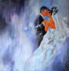 wedding painting gift google search