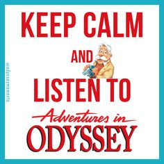 Adventures in Odyssey ALL DAY, EVERY DAY!!