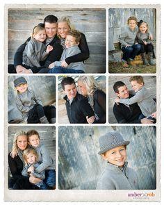 Wonderful family portrait idea. #familyportrait #photography