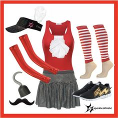 Pirate Captain Running Costume | runDisney | Running | Race Costume | Disney | Sparkle Athletic | #TeamSparkle | Halloween | Athletic Costume | Gasparilla Distance Classic | Hook | Peter Pan