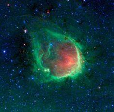 Dragons eye Nebula