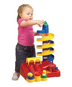 Loving this Fantasy Play Tower Set on #zulily! #zulilyfinds