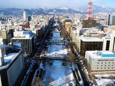 AMWTOUR TRAVEL BLOG: Beberapa Tempat Wisata Di Hokkaido Jepang