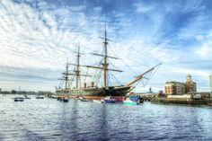 Portsmouth Historic Dockyard 1-Year Pass for 2