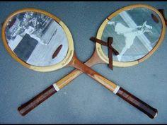 Cómo reutilizar una raqueta de tenis y convertirla en un portaretratos. ...