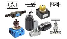 Flow Control Valve Training, Introduction to how hydraulic flow control valves work Control Valves, Flow, Training, Hydraulic System, Tools, Electronics, Instruments, Work Outs, Excercise