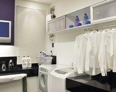 Clipping/Lavanderia/Laundry/Eliane Sampaio Interiores