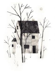 Jon Klassen, House Ghost