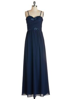 Receiving Line Dress in Navy | Mod Retro Vintage Dresses | ModCloth.com