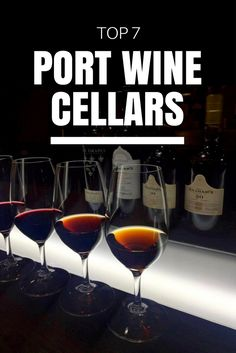 If you're having troubles picking a Port wine cellar, check my suggestions on this pin! #portwine #winetasting #portwinecellars