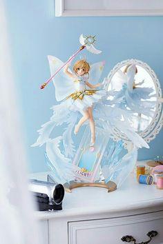 Cardcaptor Sakura, Sailor Moon, Arte Robot, Hello Kitty, Card Captor, Shine Your Light, Girls Anime, Clear Card, Anime Figurines