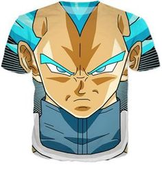 Super Saiyan God Super Saiyan Blue Vegeta Cool T-Shirt sold by SAIYAN STUFF. Shop more products from SAIYAN STUFF on Storenvy, the home of independent small businesses all over the world. Casual T Shirts, Cool T Shirts, Dbz Clothing, Cosplay Events, Cool Dragons, Shops, Anime Merchandise, Super Saiyan, Trapper Keeper