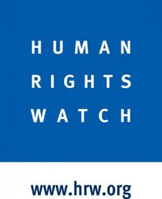 Human Rights Watch: My dream job is to work for this amazing organization. They go places no one else will. They need YOUR support!