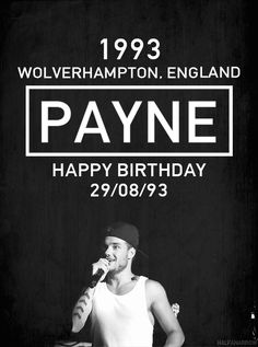 Happy Birthday Liam