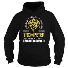 TROMPETER Legend - TROMPETER Last Name, Surname T-Shirt