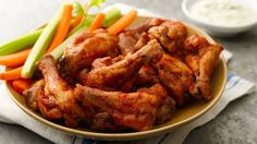 12 wing recipes to wow a crowd