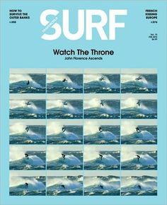 Transworld SURF, February 2013