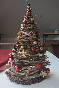 Christmas tree made by me