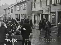"""Reykjavik, Capital Of Iceland, 1926. """"A population of 21,000, a police force of 3."""" :)"""