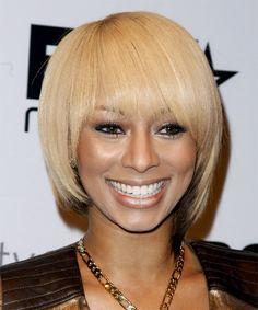 Keri Hilson Hairstyle