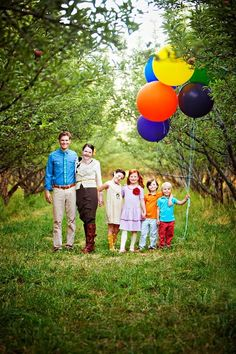 Wonderful family portrait.  @Jennifer Benker Fisser, reminds me of the tree farm!! :D