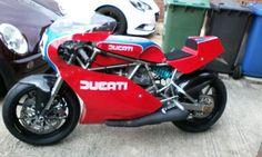 Ducati tt1 replica