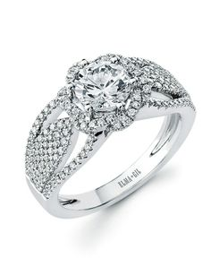DR-669 by DR-669 // More from DR-669: http://www.theknot.com/gallery/wedding-rings/elma-gil