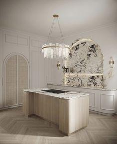 Studio Kitchen, Kitchen Decor, Kitchen Ideas, Stockholm, Arched Doors, Dream Decor, Modern Kitchen Design, Painting Cabinets, Flat Design