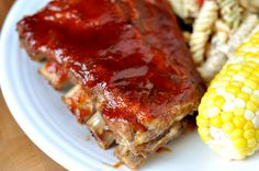 The Best Oven-Baked Ribs -- like this method best & great rub recipe too! Made it several times now and it never fails!