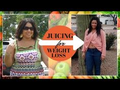 Juicing to Detox | My Weight Loss Journey