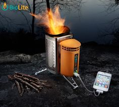 Win a Doomsday Survival Kit to prepare for the end of the world....Because keeping your phone charged is SUPER IMPORTANT when they world ended